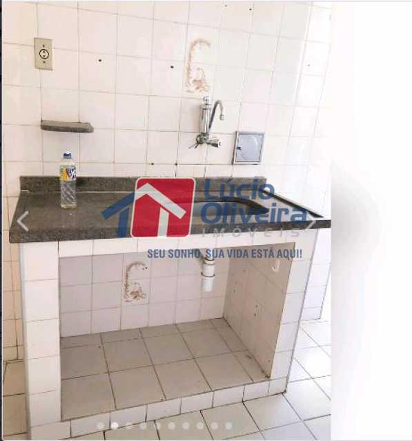 15 Cozinha - Apartamento à venda Avenida Dom Hélder Câmara,Quintino Bocaiúva, Rio de Janeiro - R$ 185.000 - VPAP21163 - 16