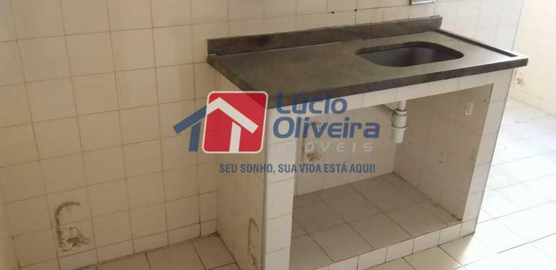 16 Cozinha - Apartamento à venda Avenida Dom Hélder Câmara,Quintino Bocaiúva, Rio de Janeiro - R$ 185.000 - VPAP21163 - 17