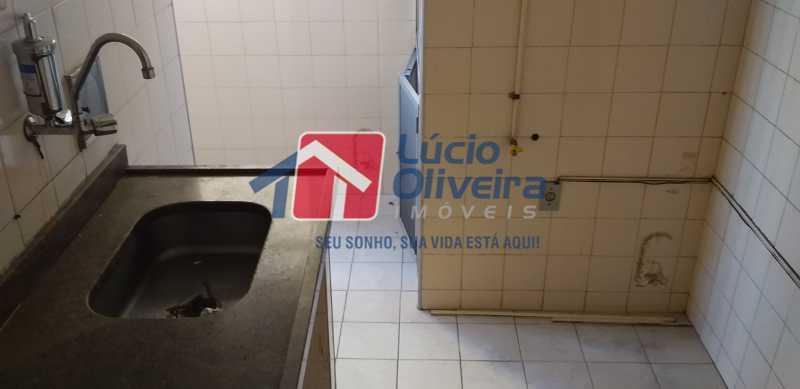17 Cozinha - Apartamento à venda Avenida Dom Hélder Câmara,Quintino Bocaiúva, Rio de Janeiro - R$ 185.000 - VPAP21163 - 18