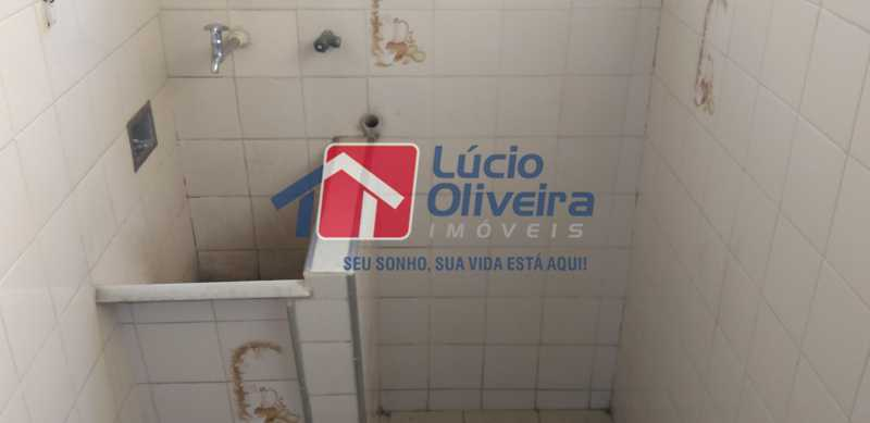20 Área - Apartamento à venda Avenida Dom Hélder Câmara,Quintino Bocaiúva, Rio de Janeiro - R$ 185.000 - VPAP21163 - 21