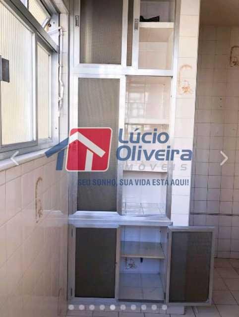 21 Área - Apartamento à venda Avenida Dom Hélder Câmara,Quintino Bocaiúva, Rio de Janeiro - R$ 185.000 - VPAP21163 - 22