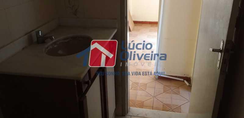 23 Banheiro - Apartamento à venda Avenida Dom Hélder Câmara,Quintino Bocaiúva, Rio de Janeiro - R$ 185.000 - VPAP21163 - 24