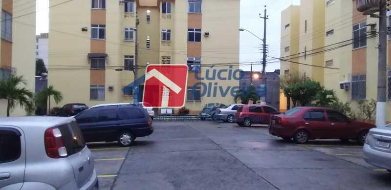 29 - Parqueamento - Apartamento à venda Avenida Dom Hélder Câmara,Quintino Bocaiúva, Rio de Janeiro - R$ 185.000 - VPAP21163 - 30