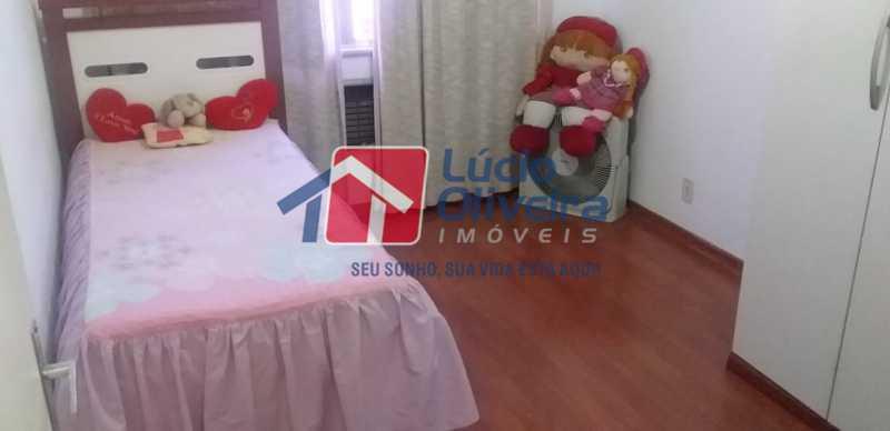 05- Quarto S.. - Apartamento à venda Rua do Trabalho,Vila da Penha, Rio de Janeiro - R$ 265.000 - VPAP21164 - 6