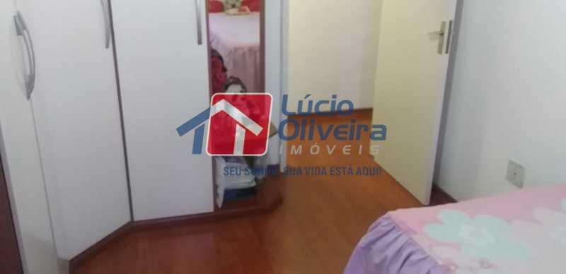 06- Quarto S.. - Apartamento à venda Rua do Trabalho,Vila da Penha, Rio de Janeiro - R$ 265.000 - VPAP21164 - 7