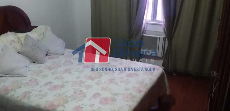 07- Quarto C.. - Apartamento à venda Rua do Trabalho,Vila da Penha, Rio de Janeiro - R$ 265.000 - VPAP21164 - 8