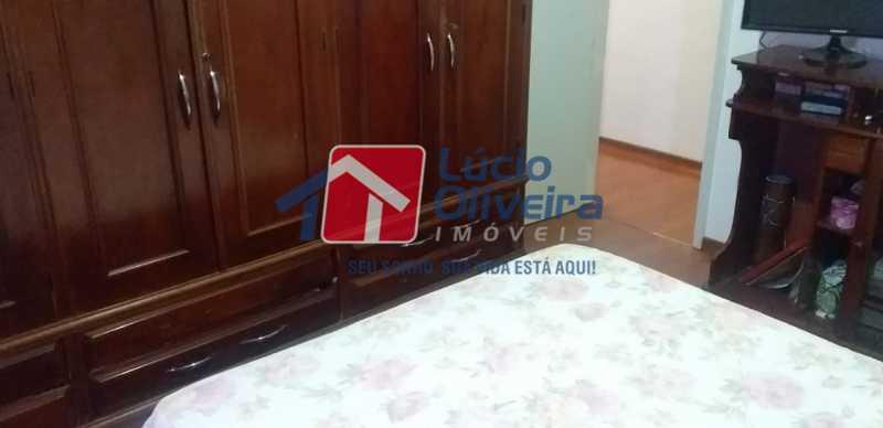08- Quarto C.. - Apartamento à venda Rua do Trabalho,Vila da Penha, Rio de Janeiro - R$ 265.000 - VPAP21164 - 9