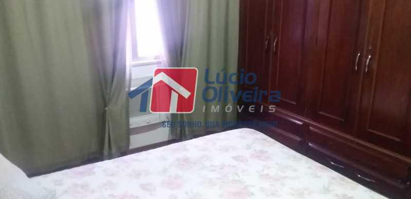 09- Quarto C.. - Apartamento à venda Rua do Trabalho,Vila da Penha, Rio de Janeiro - R$ 265.000 - VPAP21164 - 10