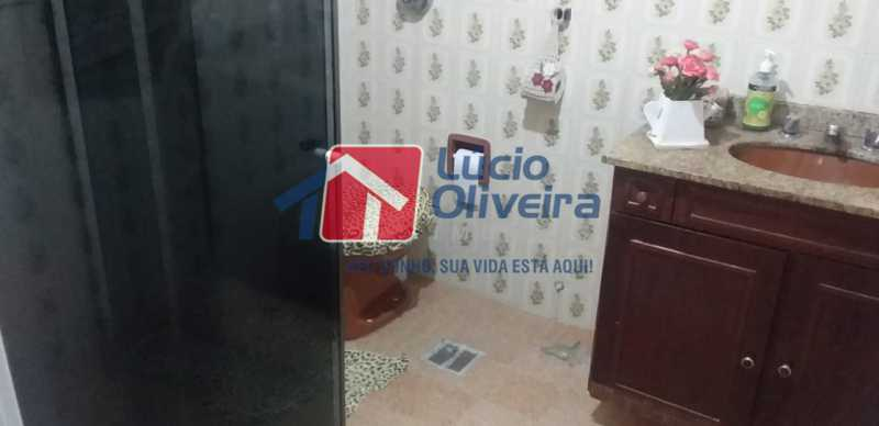 10- Banheiro S.. - Apartamento à venda Rua do Trabalho,Vila da Penha, Rio de Janeiro - R$ 265.000 - VPAP21164 - 11