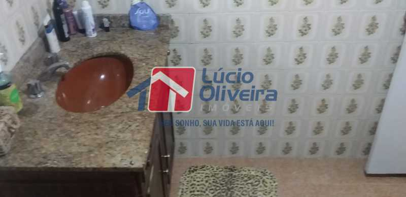 11- Banheiro S.. - Apartamento à venda Rua do Trabalho,Vila da Penha, Rio de Janeiro - R$ 265.000 - VPAP21164 - 12