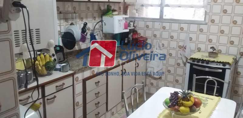 12- Cozinha. - Apartamento à venda Rua do Trabalho,Vila da Penha, Rio de Janeiro - R$ 265.000 - VPAP21164 - 13