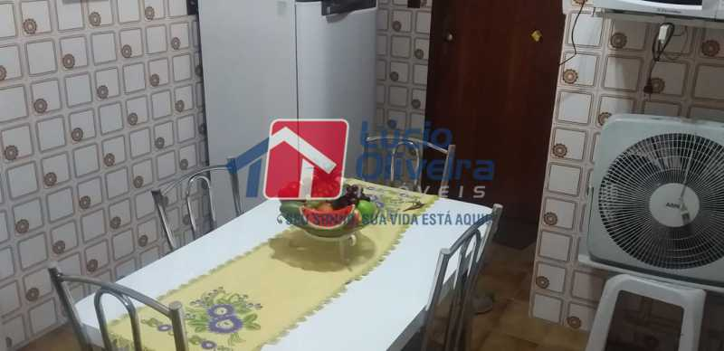 13- Cozinha. - Apartamento à venda Rua do Trabalho,Vila da Penha, Rio de Janeiro - R$ 265.000 - VPAP21164 - 14