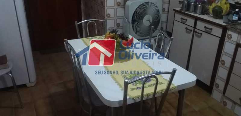 15- Cozinha. - Apartamento à venda Rua do Trabalho,Vila da Penha, Rio de Janeiro - R$ 265.000 - VPAP21164 - 16