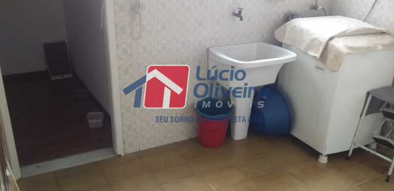 16- Area. - Apartamento à venda Rua do Trabalho,Vila da Penha, Rio de Janeiro - R$ 265.000 - VPAP21164 - 17