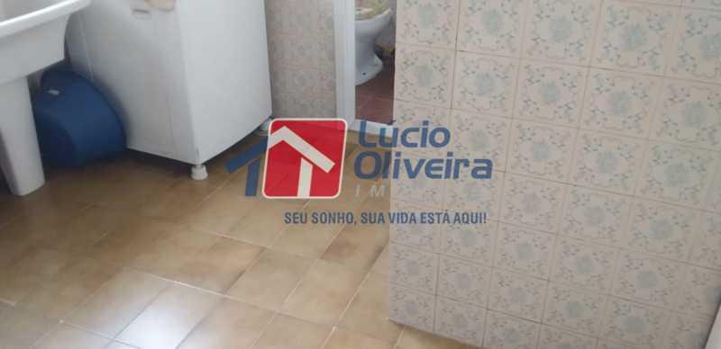 17- Area. - Apartamento à venda Rua do Trabalho,Vila da Penha, Rio de Janeiro - R$ 265.000 - VPAP21164 - 18