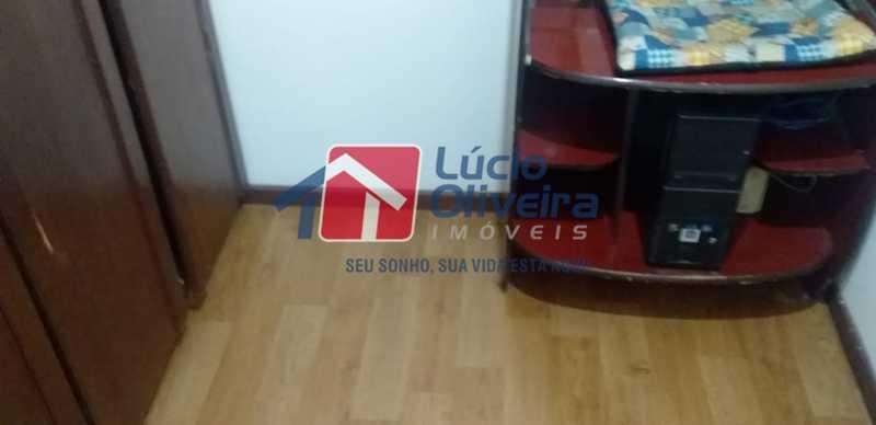 18- Quarto de Empreg.. - Apartamento à venda Rua do Trabalho,Vila da Penha, Rio de Janeiro - R$ 265.000 - VPAP21164 - 19