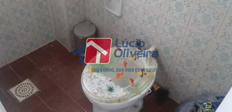 20 -Banheiro de Empre.. - Apartamento à venda Rua do Trabalho,Vila da Penha, Rio de Janeiro - R$ 265.000 - VPAP21164 - 21