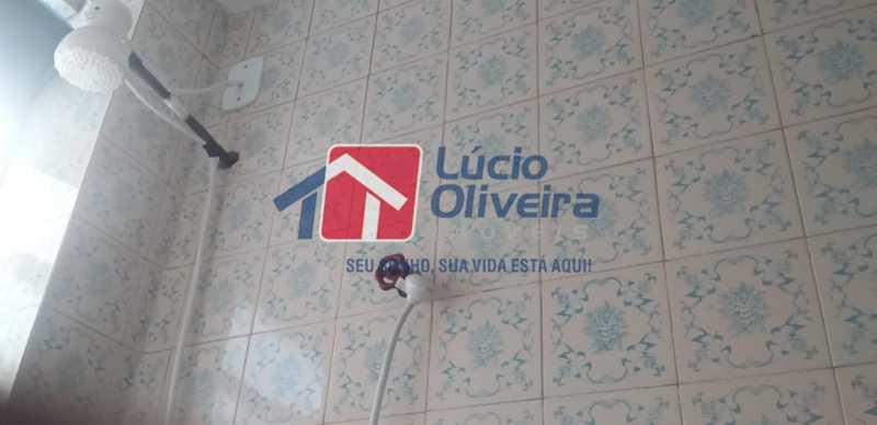 21- Banheiro de EMpreg.. - Apartamento à venda Rua do Trabalho,Vila da Penha, Rio de Janeiro - R$ 265.000 - VPAP21164 - 22