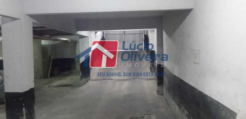 22- Garagem. - Apartamento à venda Rua do Trabalho,Vila da Penha, Rio de Janeiro - R$ 265.000 - VPAP21164 - 23