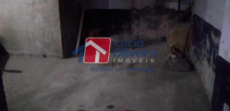 24- Vaga de Garagem. - Apartamento à venda Rua do Trabalho,Vila da Penha, Rio de Janeiro - R$ 265.000 - VPAP21164 - 25