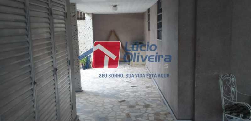 26- Parte externa. - Apartamento à venda Rua do Trabalho,Vila da Penha, Rio de Janeiro - R$ 265.000 - VPAP21164 - 27