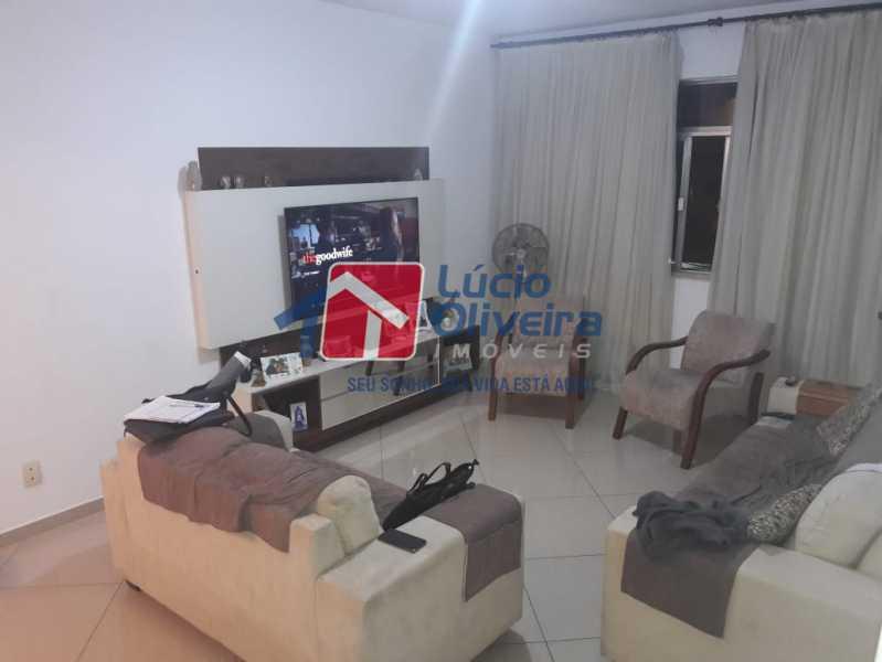 1 Sala  - Apartamento À Venda - Vista Alegre - Rio de Janeiro - RJ - VPAP30278 - 1