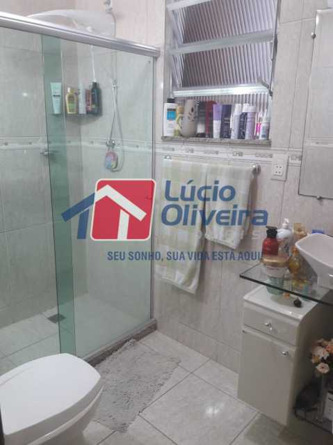 22 Banheiro Suíte - Apartamento À Venda - Vista Alegre - Rio de Janeiro - RJ - VPAP30278 - 23