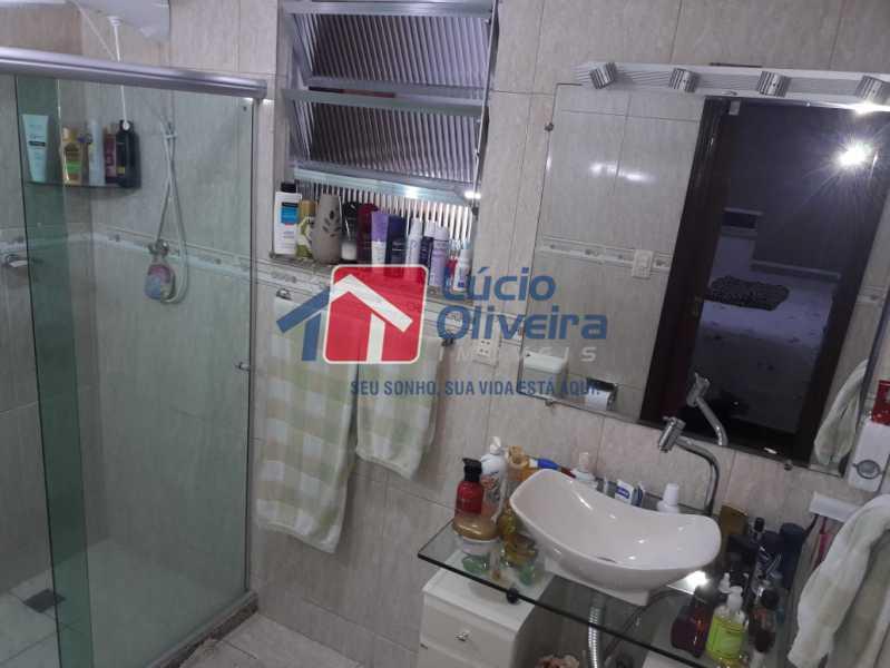 23 Banheiro Suíte - Apartamento À Venda - Vista Alegre - Rio de Janeiro - RJ - VPAP30278 - 24