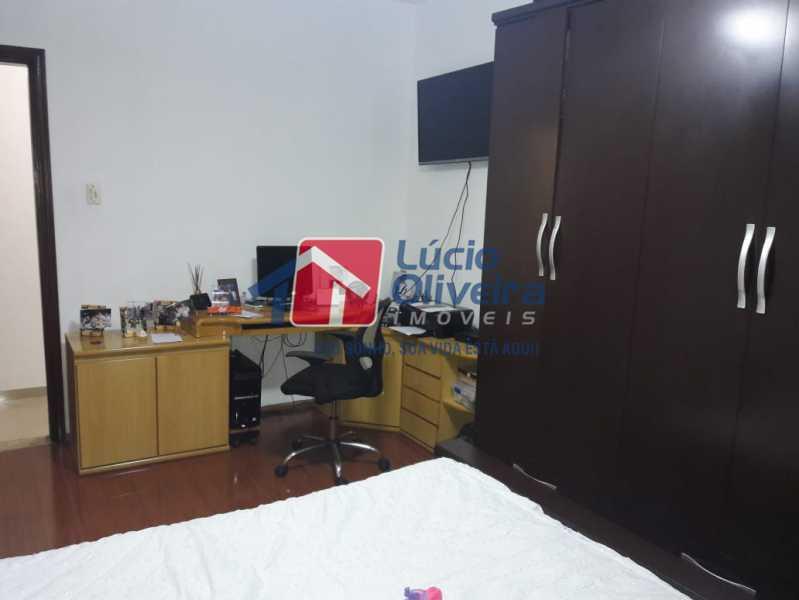 13 Quarto - Apartamento À Venda - Vista Alegre - Rio de Janeiro - RJ - VPAP30278 - 14