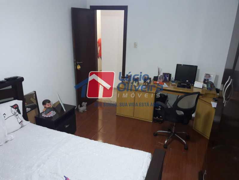 15 Quarto - Apartamento À Venda - Vista Alegre - Rio de Janeiro - RJ - VPAP30278 - 16