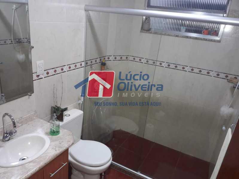 18 Banheiro - Apartamento À Venda - Vista Alegre - Rio de Janeiro - RJ - VPAP30278 - 19