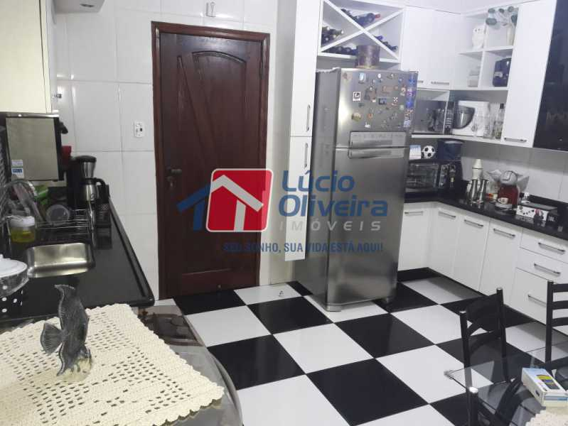4 Cozinha - Apartamento À Venda - Vista Alegre - Rio de Janeiro - RJ - VPAP30278 - 5