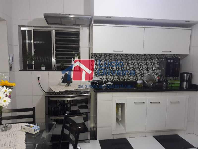5 Cozinha - Apartamento À Venda - Vista Alegre - Rio de Janeiro - RJ - VPAP30278 - 6