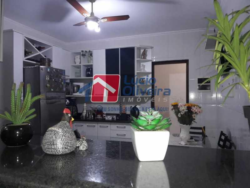 8 Cozinha - Apartamento À Venda - Vista Alegre - Rio de Janeiro - RJ - VPAP30278 - 9