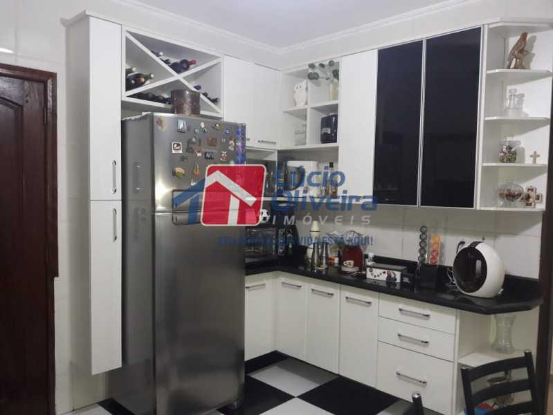 6 Cozinha - Apartamento À Venda - Vista Alegre - Rio de Janeiro - RJ - VPAP30278 - 7