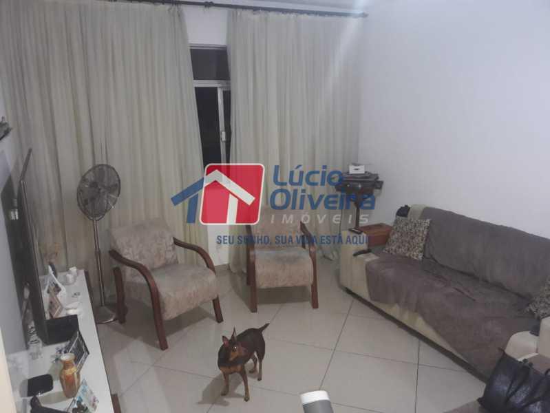 2 Sala  - Apartamento À Venda - Vista Alegre - Rio de Janeiro - RJ - VPAP30278 - 3