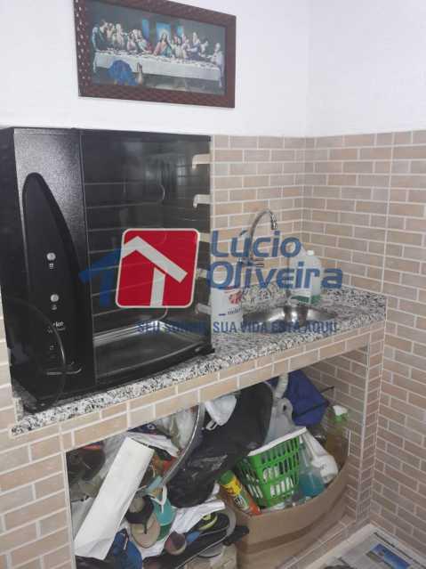 25 Espaço Gourmet - Apartamento À Venda - Vista Alegre - Rio de Janeiro - RJ - VPAP30278 - 26