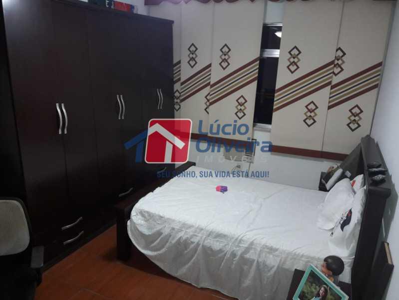 17 Quarto - Apartamento À Venda - Vista Alegre - Rio de Janeiro - RJ - VPAP30278 - 18