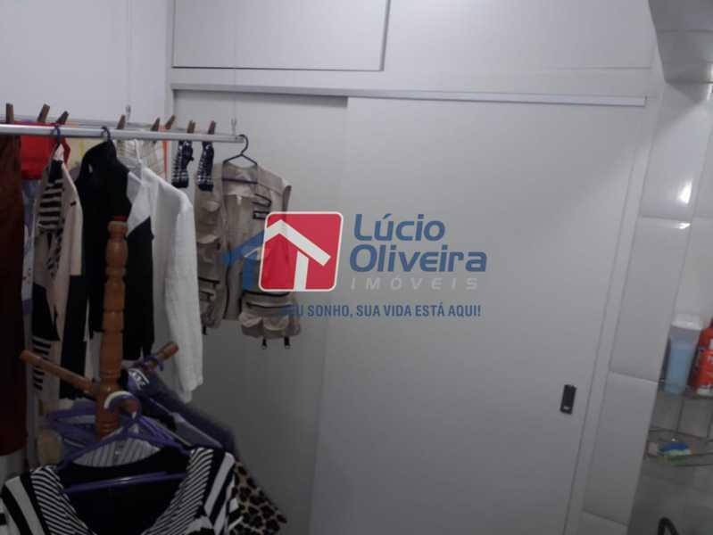 11 Lavanderia - Apartamento À Venda - Vista Alegre - Rio de Janeiro - RJ - VPAP30278 - 12