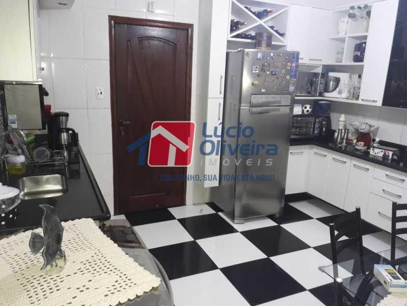 7 Cozinha - Apartamento À Venda - Vista Alegre - Rio de Janeiro - RJ - VPAP30278 - 8