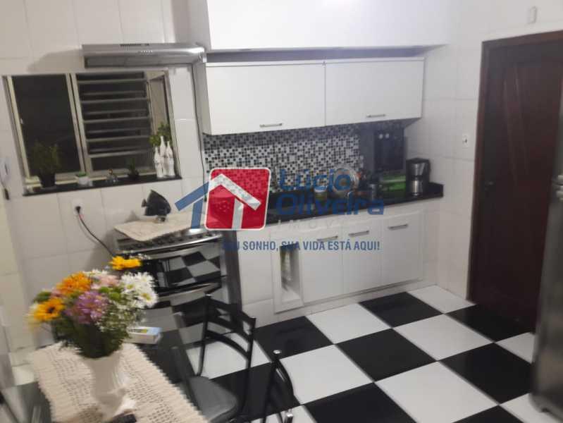 9 Cozinha - Apartamento À Venda - Vista Alegre - Rio de Janeiro - RJ - VPAP30278 - 10