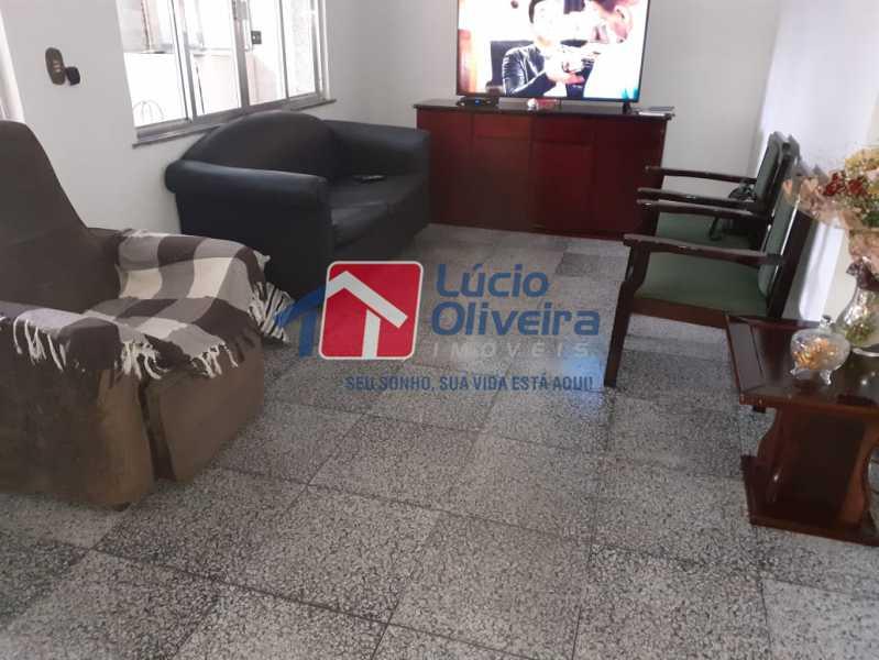 2 sala. - Casa à venda Avenida São Félix,Vista Alegre, Rio de Janeiro - R$ 990.000 - VPCA30154 - 3