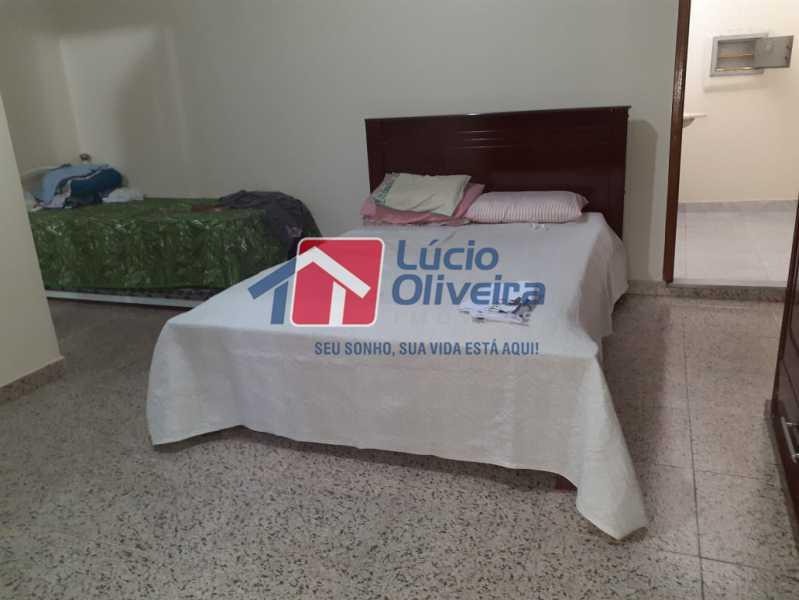 5 quarto. - Casa à venda Avenida São Félix,Vista Alegre, Rio de Janeiro - R$ 990.000 - VPCA30154 - 6