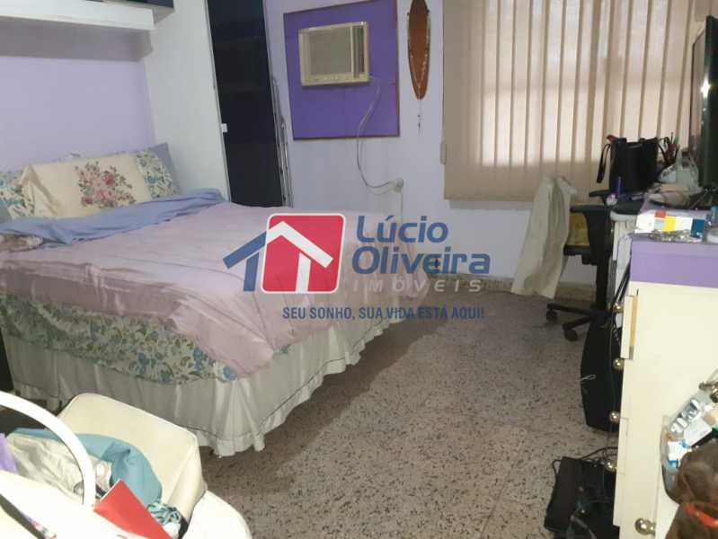 7 quarto. - Casa à venda Avenida São Félix,Vista Alegre, Rio de Janeiro - R$ 990.000 - VPCA30154 - 8