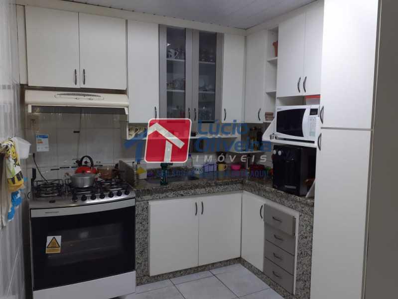 8cozinha. - Casa à venda Avenida São Félix,Vista Alegre, Rio de Janeiro - R$ 990.000 - VPCA30154 - 9
