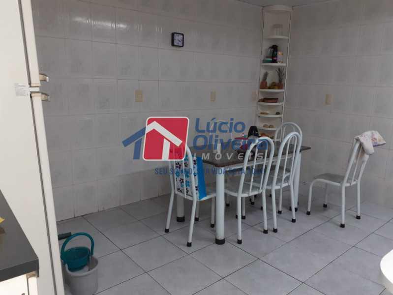 10 cozinha. - Casa à venda Avenida São Félix,Vista Alegre, Rio de Janeiro - R$ 990.000 - VPCA30154 - 11