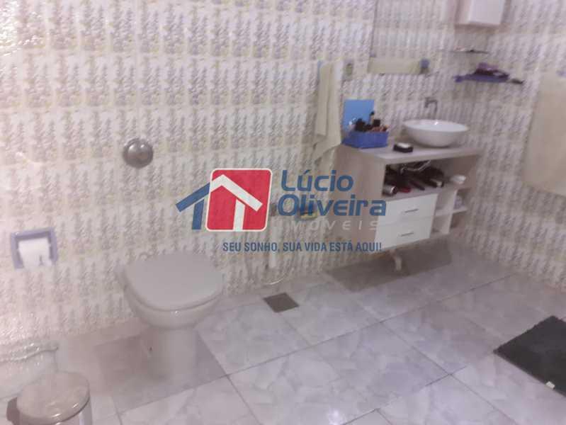 11 banheiro. - Casa à venda Avenida São Félix,Vista Alegre, Rio de Janeiro - R$ 990.000 - VPCA30154 - 12