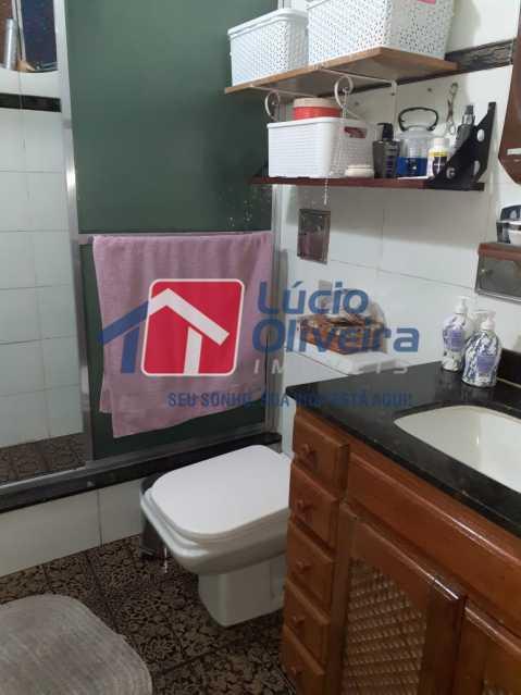 12 banheiro suite. - Casa à venda Avenida São Félix,Vista Alegre, Rio de Janeiro - R$ 990.000 - VPCA30154 - 13