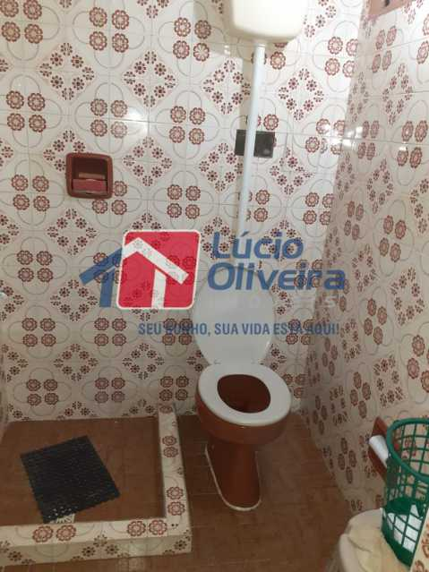 13 banheiro area. - Casa à venda Avenida São Félix,Vista Alegre, Rio de Janeiro - R$ 990.000 - VPCA30154 - 18
