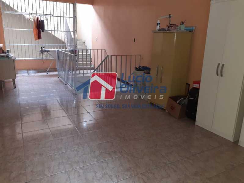 14 hall do 2 piso. - Casa à venda Avenida São Félix,Vista Alegre, Rio de Janeiro - R$ 990.000 - VPCA30154 - 14